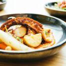 Кулинарно вълшебство в средиземноморски ресторант