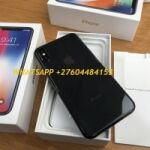iPhone X 64GB €420 iPhone X 256GB 490€ Samsung Galaxy S9 + 64GB €480