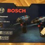 Комплект акумулаторни машини GSR 120 Li  GDR 120 Li BOSCH