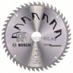 Диск за циркуляр PRECISION, 210x30 mm  BOSCH