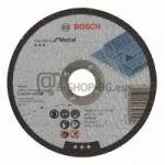Диск за рязане, прав, Standard for Metal, A 30 S BF, 125 mm, 2,5 mm, 1 бр BOSCH