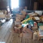 Чистене на гаражи, тавани, мазета