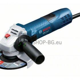 Ъглошлайф малък GWS 7-115 E BOSCH Professional - супер предложение