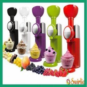 Машина за здравословен домашен сладолед- The Big Boss Swirlio